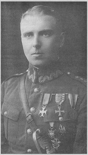 Click image for larger version.  Name:Plk Antoni Dolega Cieszkowski DSO pre war photograph.jpg Views:107 Size:65.1 KB ID:817318