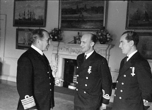 Click image for larger version.  Name:koziolkowski congratulaied by  Adm Sir Max Horyon KCB DSO 28th July 1942.jpg Views:99 Size:76.9 KB ID:818528