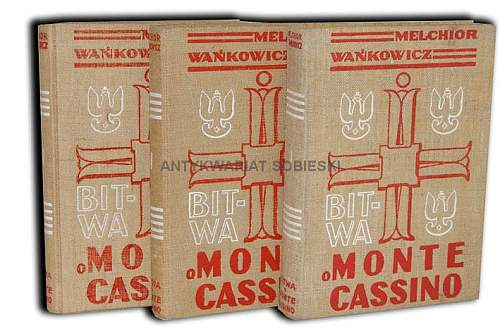 Click image for larger version.  Name:Bitwa o Monte Cassino HB.jpg Views:34 Size:46.5 KB ID:833595