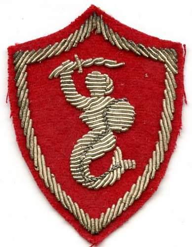 2nd Corps items - need help