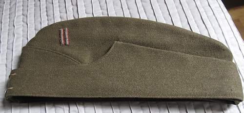 Polish Corporal's Side Cap