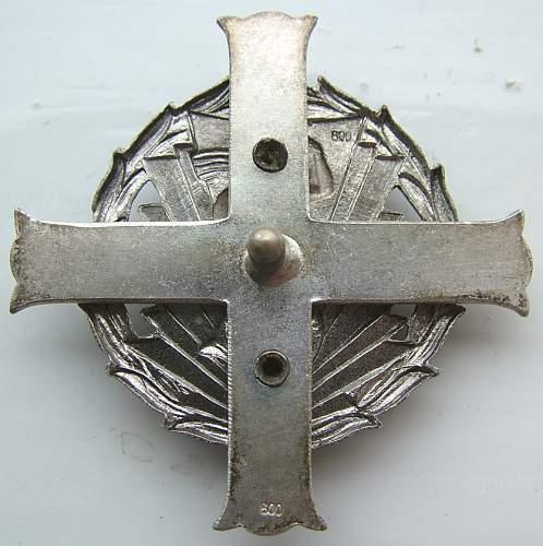 2nd Artillery Group badge.