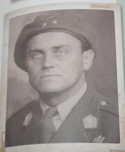 Polish Airborne beret