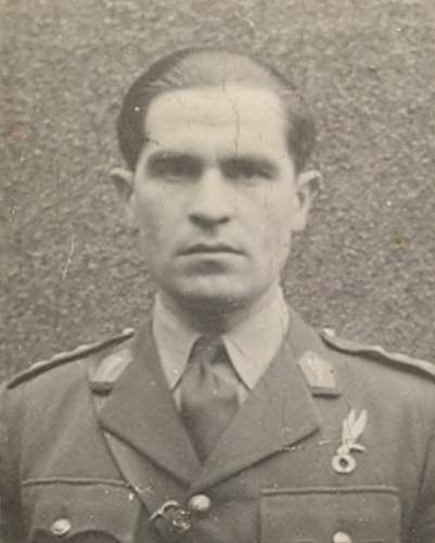 Cpt. Ludwik Zwolanski, 1st Polish Para Brigade
