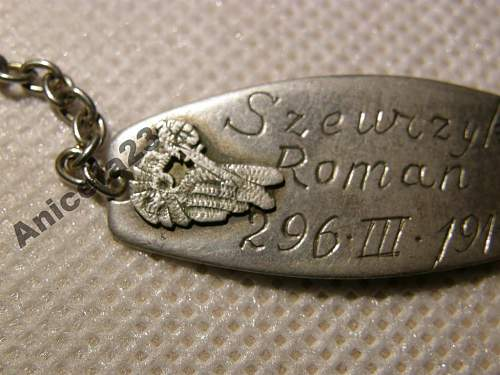 Dog Tags & ID Bracelets: Types and Information Thread.