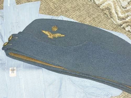 Polish Air Force caps