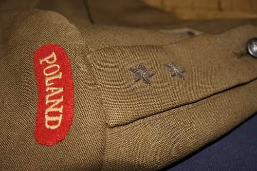 1st Independent Polish Paratroopers No 2. Uniform?