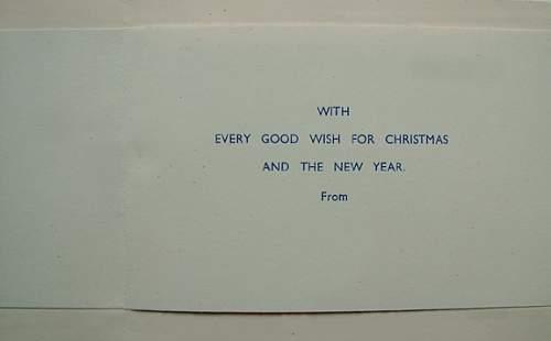 1 SBS Christmas Card
