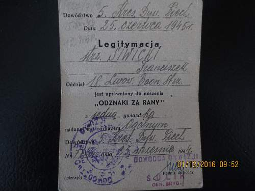 Need information on two Polish Soldiers