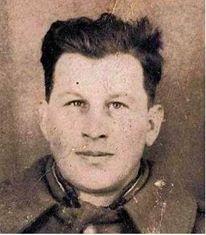 Karol Michulka or MICHUŁKA Polish Cavalry Officer captured by the Germans