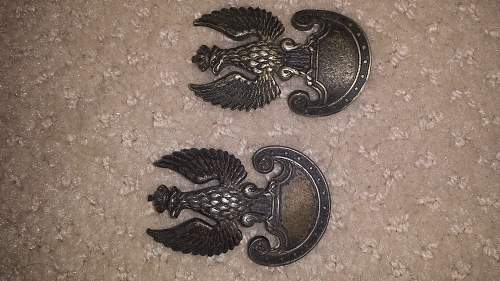Can anyone offer more information about my father's Polish Paratroopers Badge?