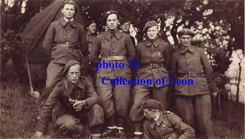 PODHALE Rifle Brigade 1939 France
