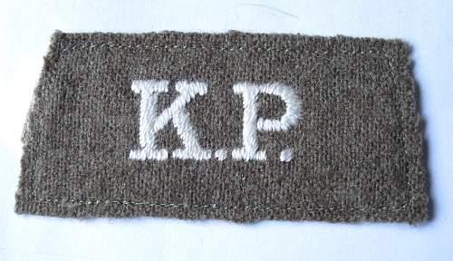Korpus Polski slip on title