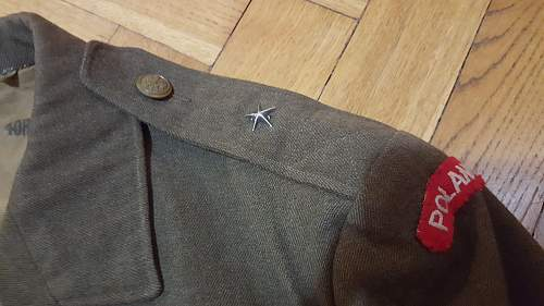 Need help with uniforms identification
