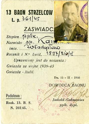Click image for larger version.  Name:Pplk Wladyslaw Kaminski 1a.jpg Views:70 Size:104.1 KB ID:947527