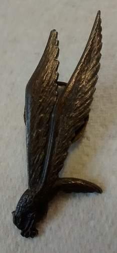 Polish Parachute Eagle name?