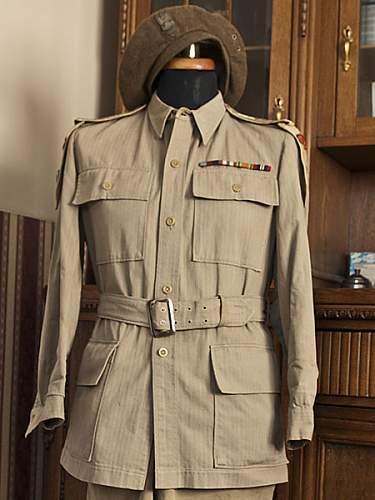 Type of uniform