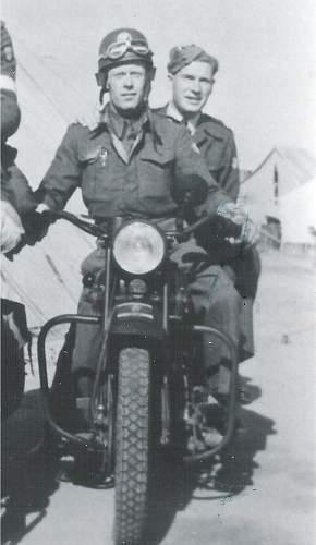 Walter Rittaler's (MCC Nr 40867) 2nd Corps photos