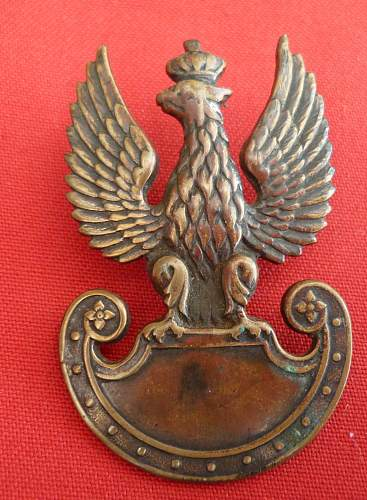Hat badge & Officers Rank Badges