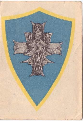 Click image for larger version.  Name:3DSK Badge Legit Nr 17061 Szer Jozef Trojnar obv.jpg Views:21 Size:89.3 KB ID:978720