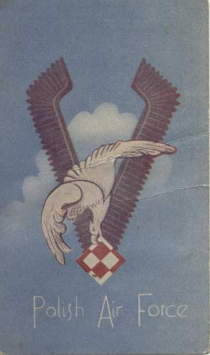 Polish Air Force in WWII France 1940.