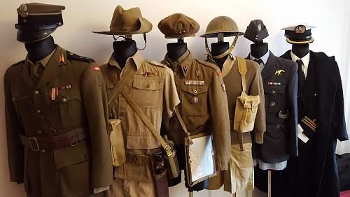 Lets see your Polish Militaria Display!