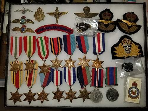 Looking for Polish Air Force memorabilia