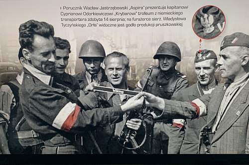 75 years today the Polish Uprising in Warsaw started.