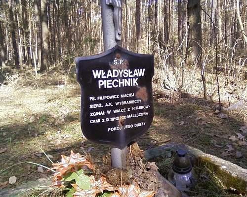 """Władysław Piechnik ps """"Filipowicz"""""""