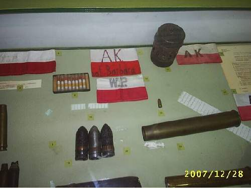 Uniforms and Insignia of the Polish Underground State