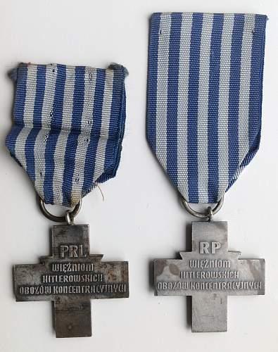 Auschwitz medal!