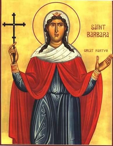 Saint Barbara: Patron Saint of the Polish Underground