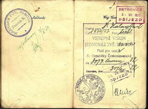 In Soviet hands then in German rule...?