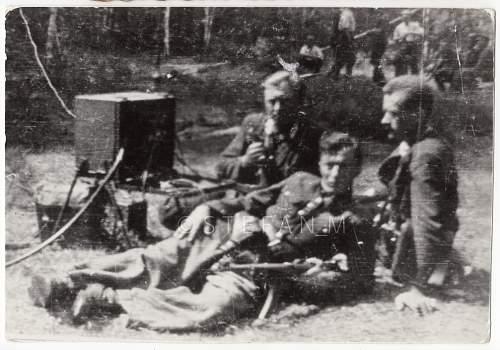 Military Union Detachment (NZW) 1950