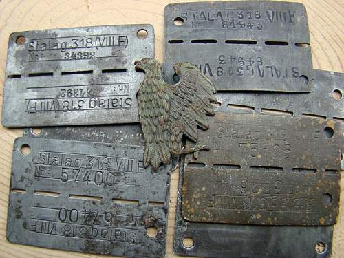 Warsaw Uprising Eagles