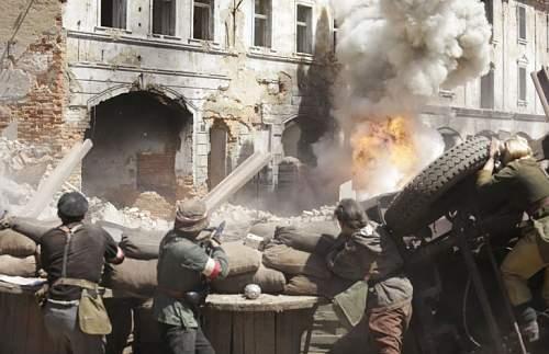 Warsaw Uprising 1944  -   2  new Polish war movie