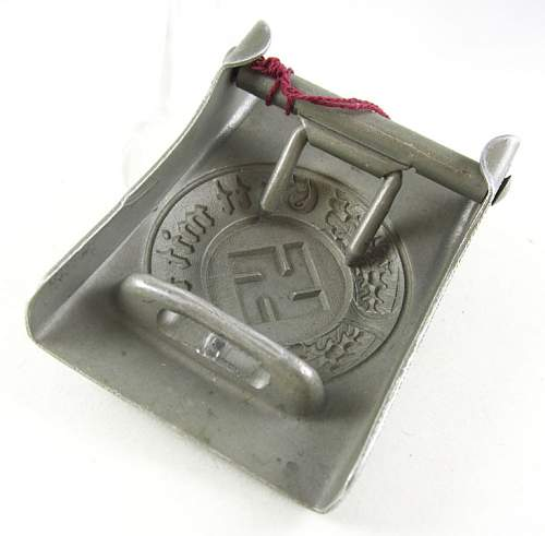 Polizei or Fire Protection Buckle????