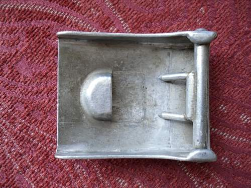 newest police buckle - variant?