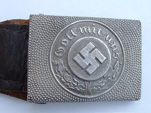 Late War Police