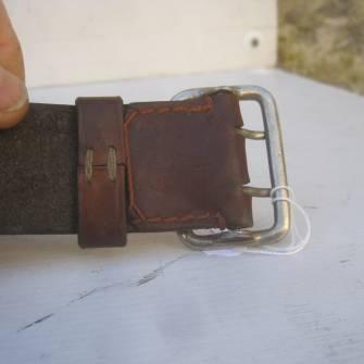 Gendarmerie Officers belt for opinions