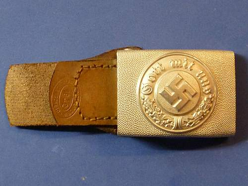 Police Buckles