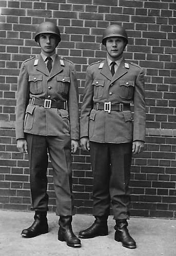 Post War Berlin Police