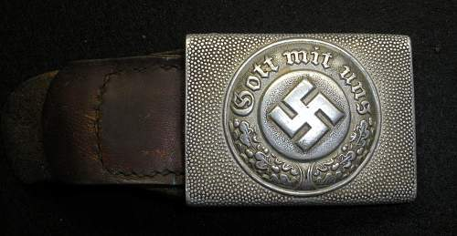 Click image for larger version.  Name:Polizei Buckle GHO obverse.jpg Views:174 Size:272.1 KB ID:307947