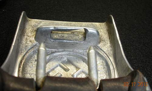 Click image for larger version.  Name:Polizei Buckle GHO worn clasp.jpg Views:75 Size:258.2 KB ID:307950