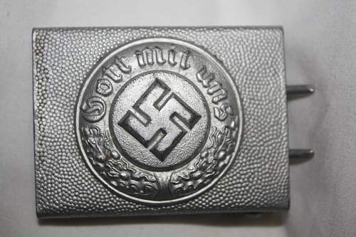 Polizei Buckle ,Real or Fake?