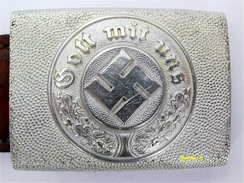 Police Buckle Makers