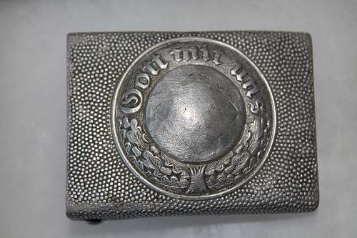Buckle #4   Please help to ID and verify