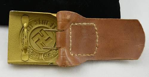 wasserschutzpolizei buckle