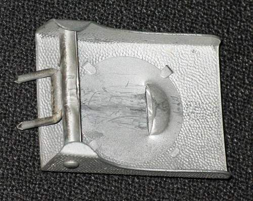 Polizie: Is this buckle real or fake...