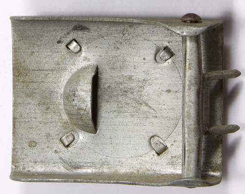 Private Purchase Police buckle